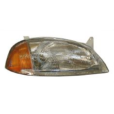 1995-97 Geo Metro Composite Headlight Combo RH