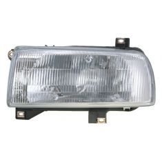 1993-99 Volkswagen Jetta Composite Headlight LH