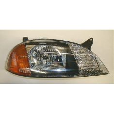 1998-01 Geo Metro Composite Headlight Combo RH