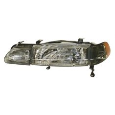1990-93 Acura Integra Composite Headlight Combo LH