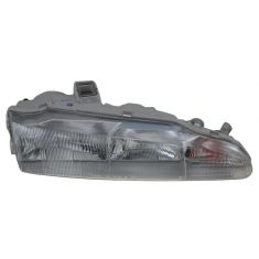 1992-94 Mitsubishi Eclipse Composite Headlight Combo RH