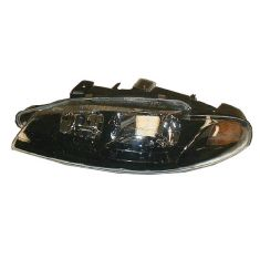 1997-99 Mitsubishi Eclipse Composite Headlight Combo LH