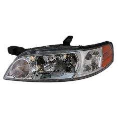 2000-01 Nissan Altima Composite Headlight LH
