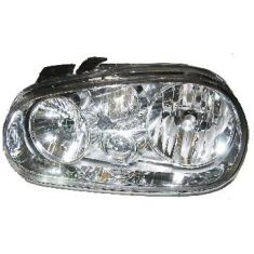 99-02 Headlight Volkswagen VW Golf GL Cabrio LH