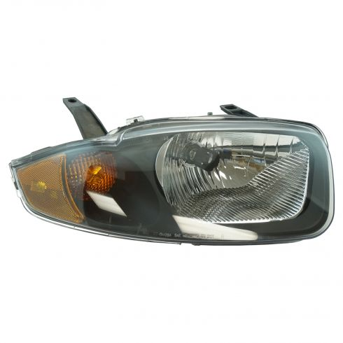 2003 05 chevy cavalier headlight passenger side. Black Bedroom Furniture Sets. Home Design Ideas