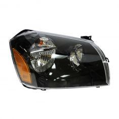 2005-08 Dodge Magnum Headlight w/Dark Background RH