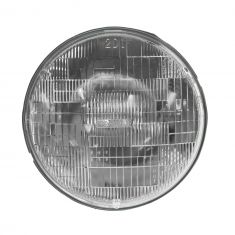 Round Sealed Beam Headlight Dual-Beam