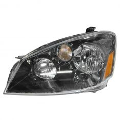 05-06 Nissan Altima Halogen Headlight (non HID) LH