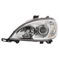 02-05 Mercedes Benz ML-Class Halogen Headlight LH