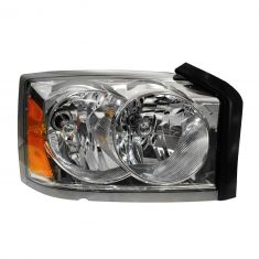 2005-07 Dodge Dakota Composite Headlight RH