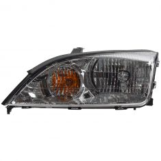 05-07 Ford Focus Halogen Headlight LH