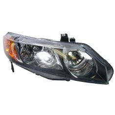 06 Honda Civic Sedan Headlight RH
