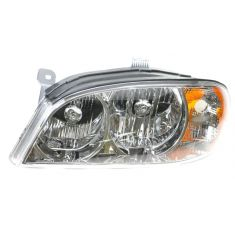 02-04 Kia Spectra Sedan Headlight LH