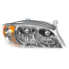 02-04 Kia Spectra Sedan Headlight RH