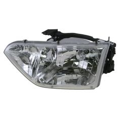 2001-02 Nissan Quest Composite Headlight Driver Side