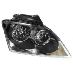 2004-06 Chrysler Pacifica Halogen Headlight RH
