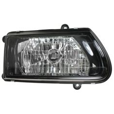 2000 Isuzu AMIGO Headlight Assembly RH W/Black BEZEL