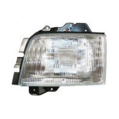 1999-01 Isuzu TROOPER Headlight LH