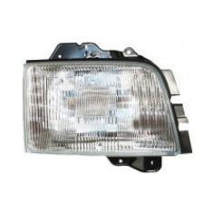 1999-02 Isuzu TROOPER Headlight RH