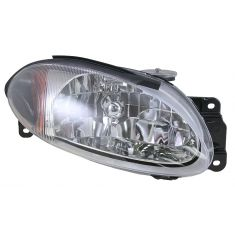 1998-03 Ford Escort Headlight RH for ZX2 2 Door Coupe