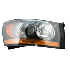 2006-07 Dodge Pickup Headlight Passenger Side