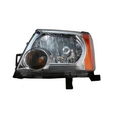 2005-07 Nissan Xterra Headlight Driver Side