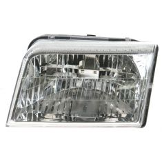 2006-07 Mercury Grand Marquis Headlight Driver Side