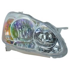 05-08 Toyota Corolla Headlight for CE & LE Models RH