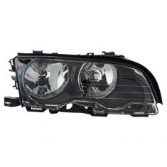 99-01 BMW 3 Series Headlight for Coupe and Convertible RH