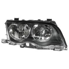 99-01 BMW 320i 323i 325i 328i 330i Headlight Halogen Sedan & Wagon RH
