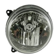 05-07 Jeep Liberty Headlight LH