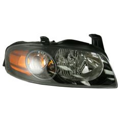 04-06 Nissan Sentra SE-R and SE-R Spec V Headlight RH