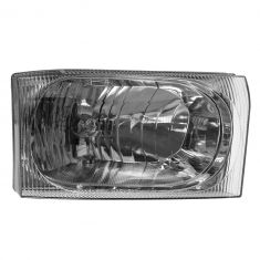 02-04 Ford Excursion Super Duty Headlight with Clear Lens RH