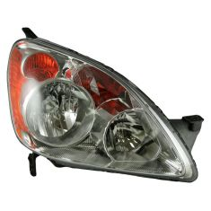 05-06 Honda C-RV Headlight (Built in Japan) RH