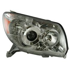 06-07 Toyota 4 Runner Headlight for Limited SR5 Model RH