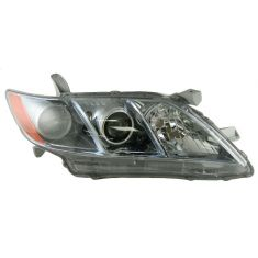 07 Toyota Camry Headlight for Hybrid Model RH