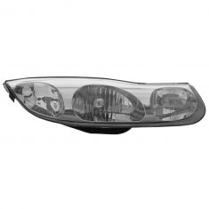 01-02 Saturn S Series Coupe Headlight RH