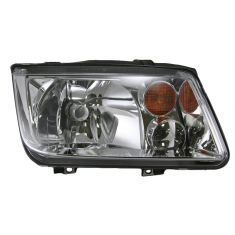 02-05 VW Jetta (Fr VIN2108642;w/o F.L) Headlight RH