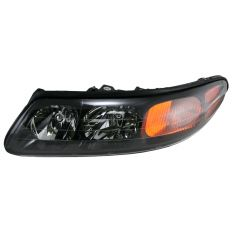04-05 Pontiac Bonneville (Non-GXP) (From 9/2/03) Headlight LH