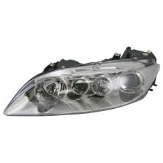 03-05 Mazda 6 (W/ FOG LAMPS;STD) Headlight LH