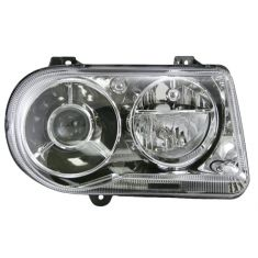 05-08 Chrysler 300 (5.7L;HALGN;w/ Delay) Headlight RH