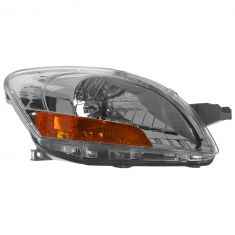 07-11 Toyota Yaris Sedan Headlight RH