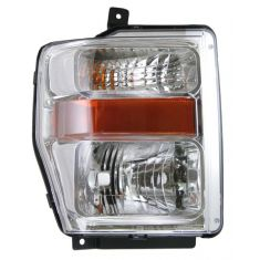 08-09 Ford F Series PU HD (AERO) Headlight RH