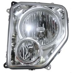 08-09 Jeep Liberty w/fog Headlight LH