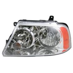 03-06 Lincoln Navigator Headlight HID Driver Side