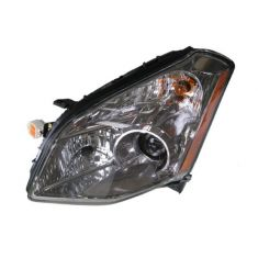 2007-08 Nissan Maxima Halogen Headlight LH