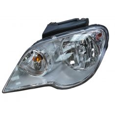 2007-08 Chrysler Pacifica Halogen Headlight LH