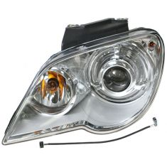 2007-08 Chrysler Pacifica HID Headlight LH