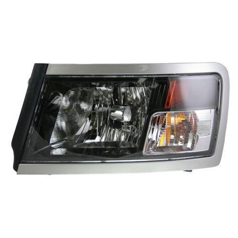 Large on Dodge Dakota Headlights