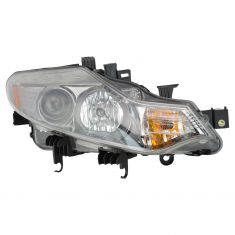 09-10 Nissan Murano Halogen Headlight RH